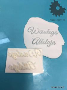Wesołego Alleluja - exclusive stempel